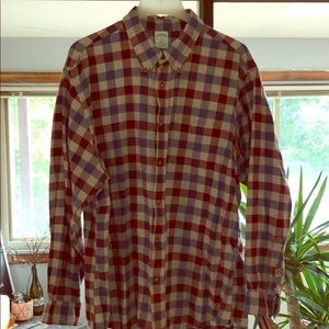 Brooks Brother Flannel